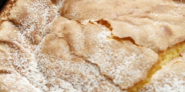 Gâteau au yaourt grec