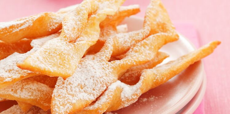 Gaufres, beignets, crêpes... Nos recettes pour Mardi gras
