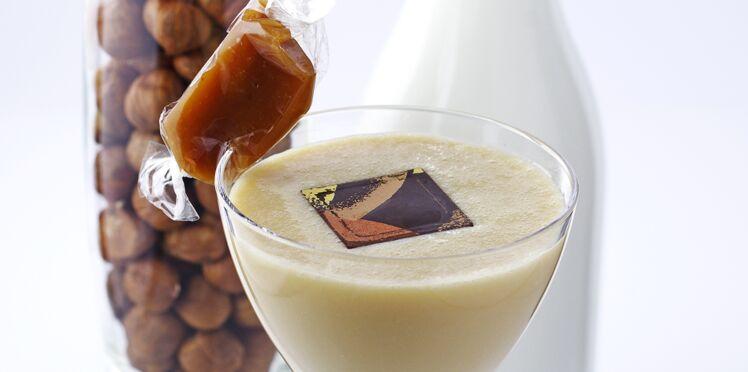 Jolie crème, long drink sans alcool