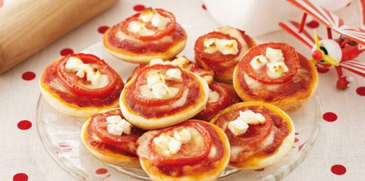 Mini- pizzas
