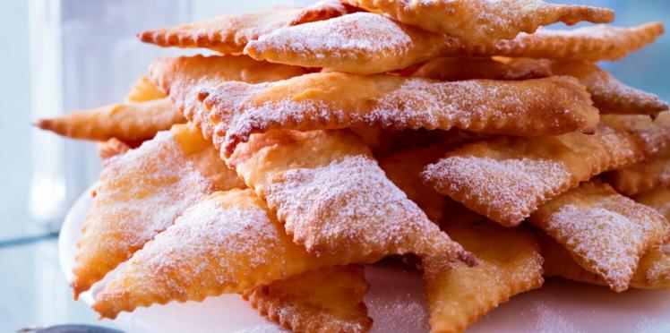 80 recettes pour fêter Mardi Gras : gaufres, beignets, crêpes à gogo !