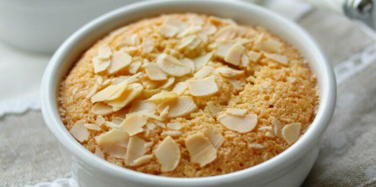 Gâteau poires-amandes