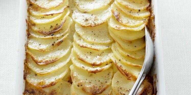 Gratin de pomme de terre facile