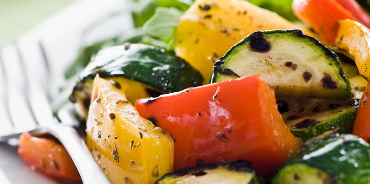 Légumes à l'aigre-doux