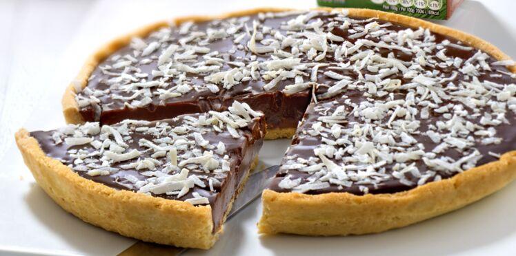 Tarte Au Chocolat Caramel Beurre Sale Et Lait De Coco Decouvrez