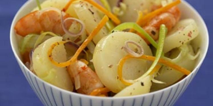 Salade thaï de Princesse Amandine