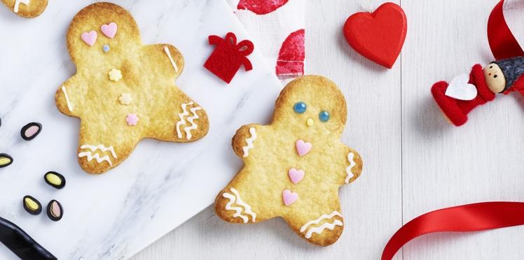 Petits biscuits vanille