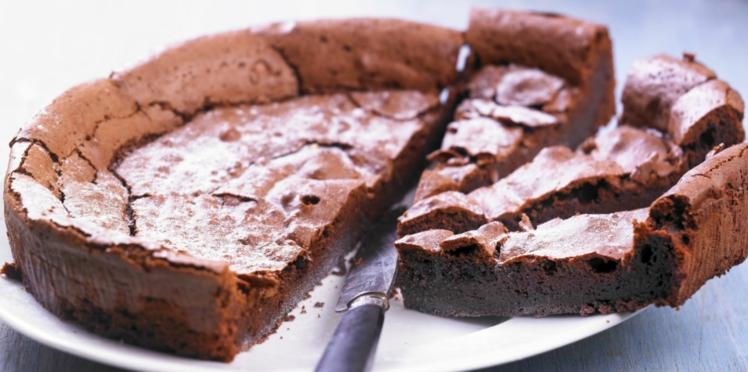 Gâteau au chocolat facile et rapide