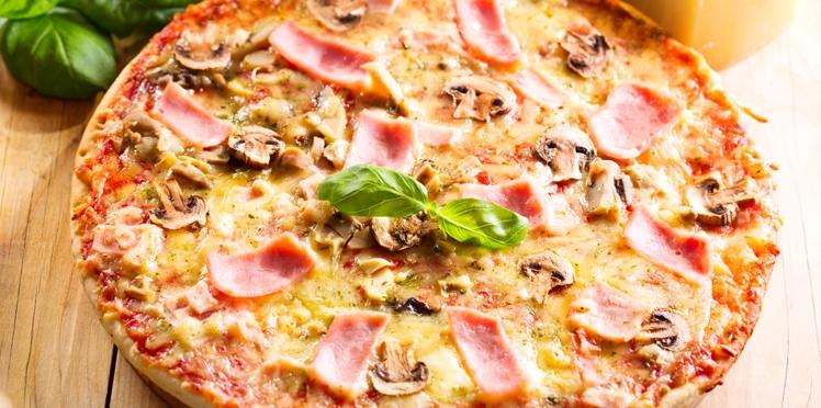 Pizza royale