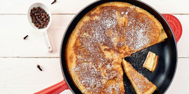 De l'entrée au dessert, nos recettes express à la poêle : plus besoin de four !
