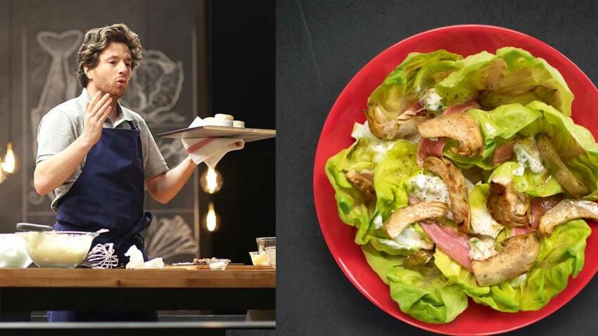 VIDEO - La salade d'artichauts de Jean Imbert en 14 minutes