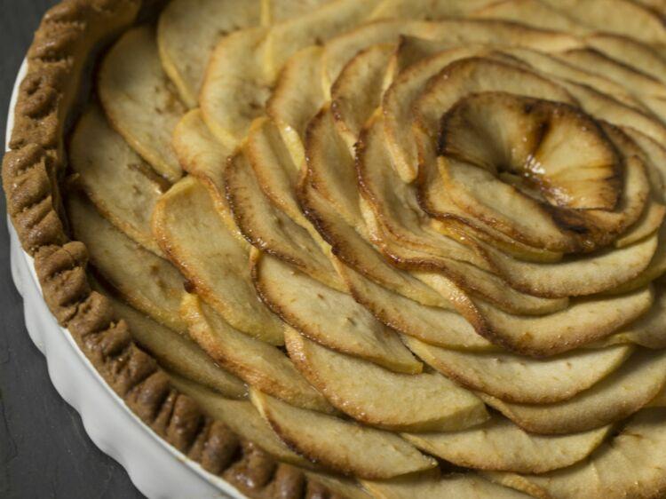 Tarte Aux Pommes Pate Sablee Decouvrez Les Recettes De Cuisine De