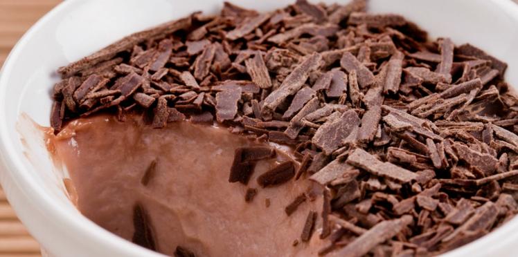 Crème au chocolat simplissime