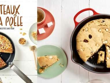 Nos recettes savoureuses de gâteaux à la poêle