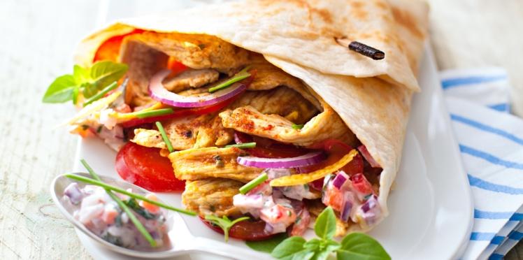 Kebab du moment