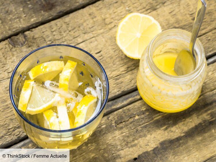 cure detox maison citron