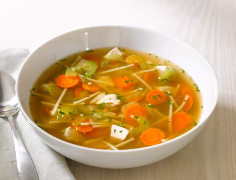 Soupe d'automne