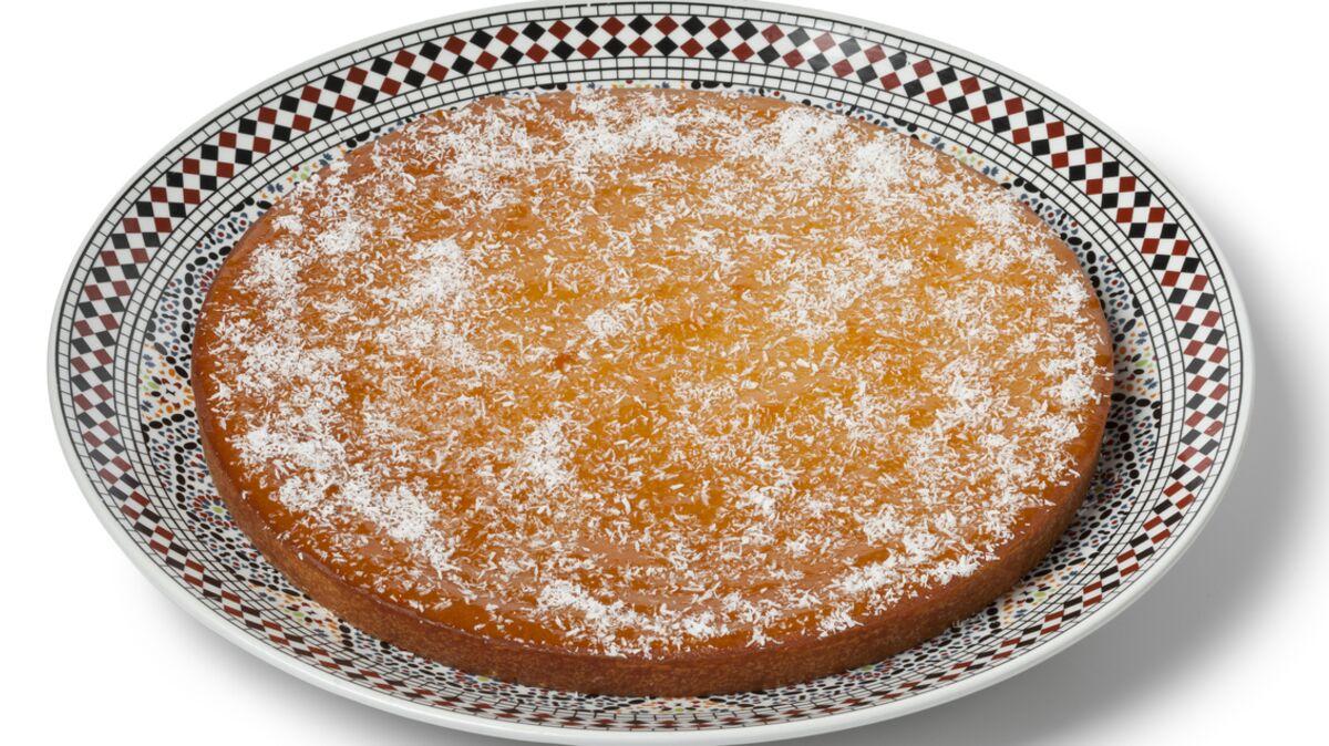 Gâteau marocain aux amandes et à l'orange