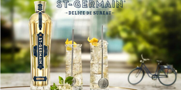 Le St-Germain® Cocktail