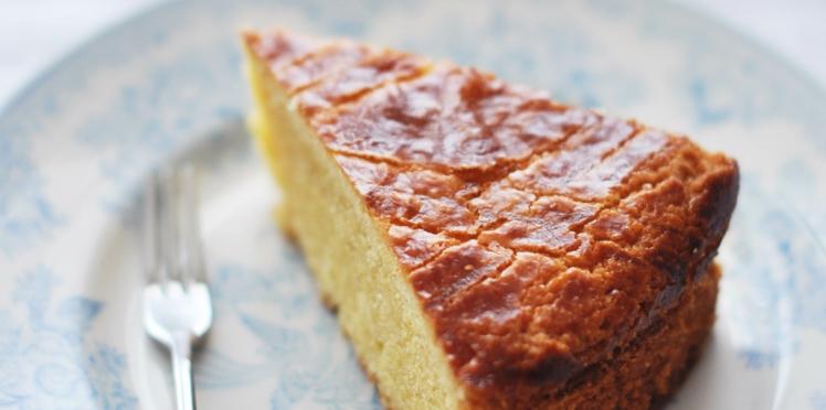 Gâteau breton facile