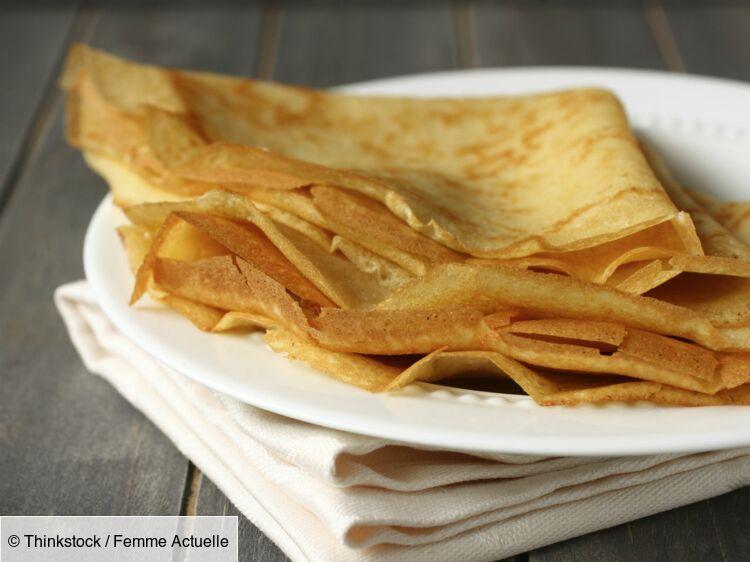 Pâte à crêpes légère : découvrez les recettes de cuisine de Femme Actuelle Le MAG