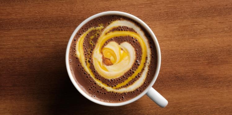 Le vrai chocolat chaud de Jean-Paul Hévin