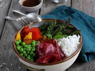 Nos recettes light avec du riz