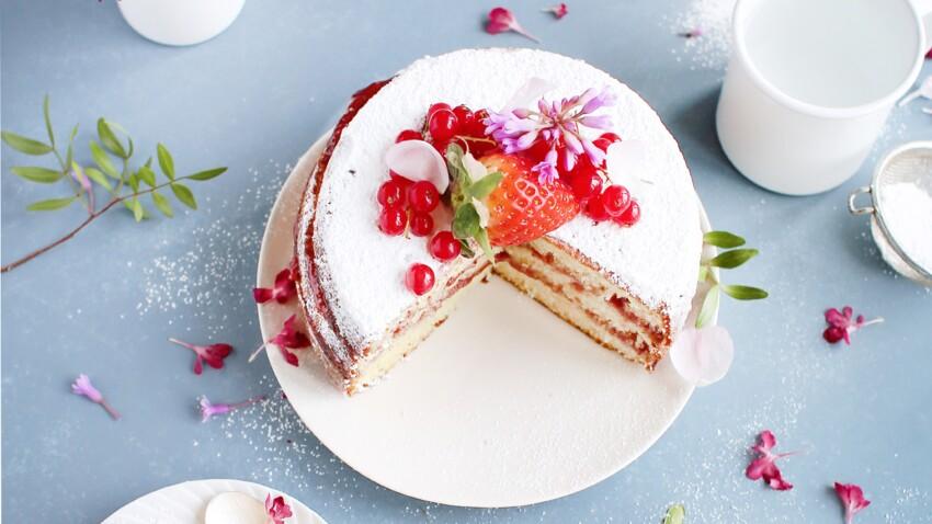 30 recettes de gâteaux à cuisiner à la dernière minute