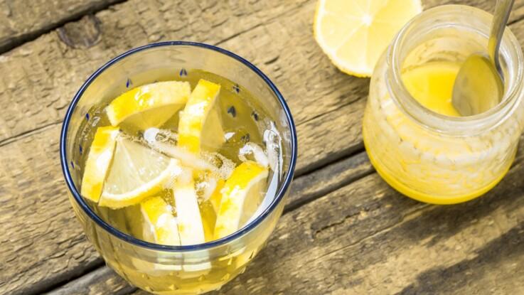 La cure de citron, idéale pour booster l'énergie et l'immunité
