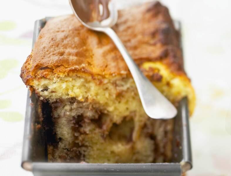 Gâteau au yaourt au Nutella®