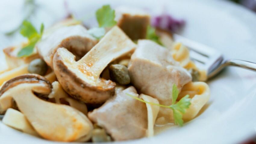 40 recettes qui donnent envie de cueillir des champignons