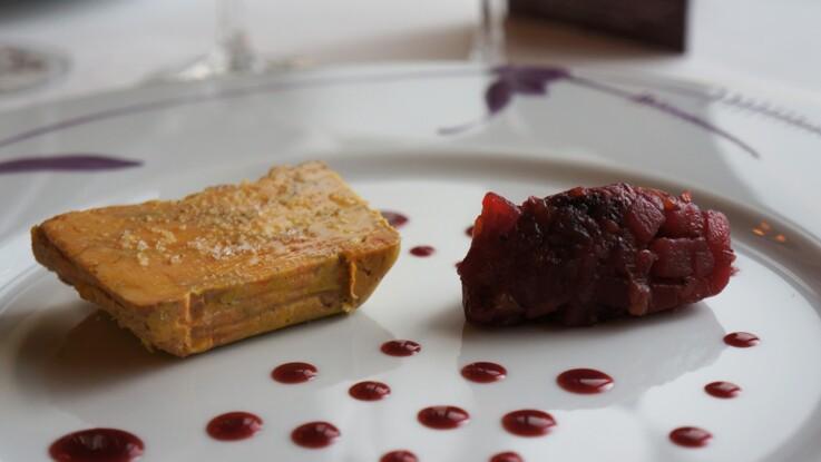 Menu de Noël : la recette au foie gras par Guy Martin