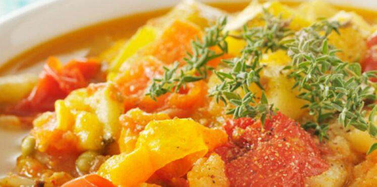 Ragoût de légumes provençal
