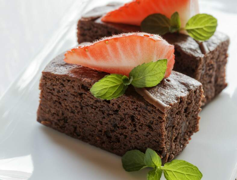 Gâteau au chocolat et au yaourt