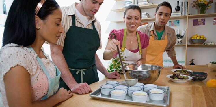 Les petits flans biscuités à la vanille (recette Nestlé)