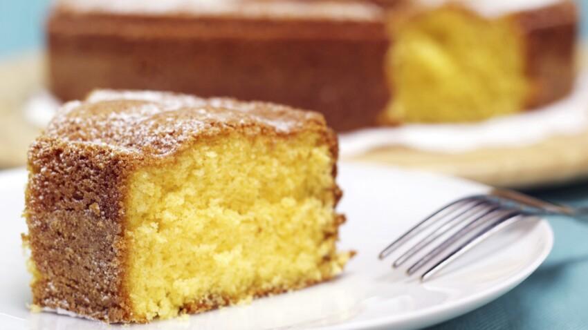 Gâteau au yaourt 1, 2, 3, 4
