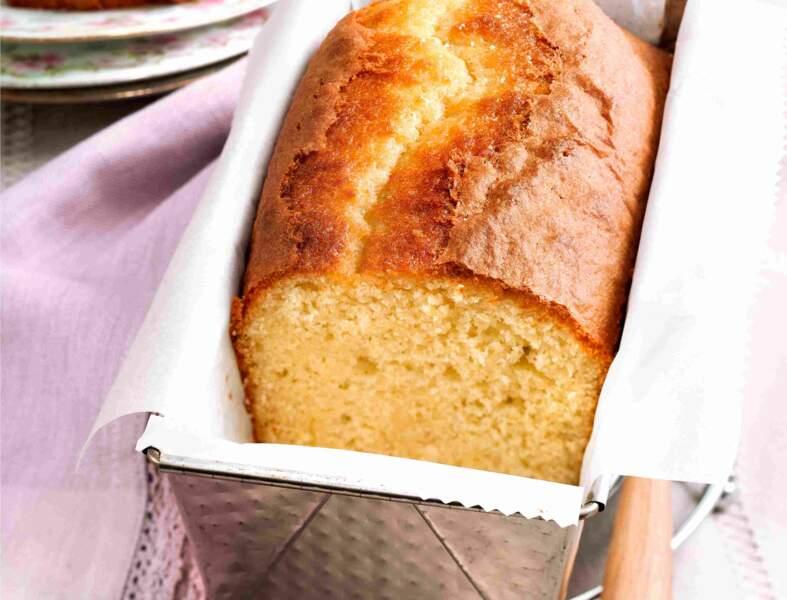 Gâteau au yaourt sans levure