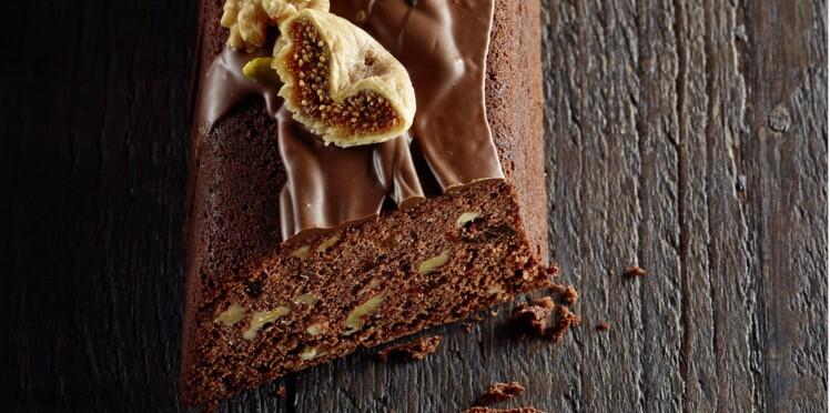 Les desserts de Noël au chocolat de Frédéric Bau