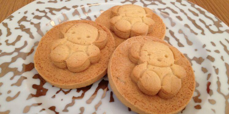 La recette des sablés bretons de Jonathan Blot