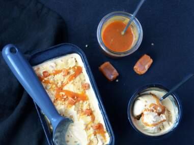 Toutes nos recettes de glaces, sorbets et crèmes glacées