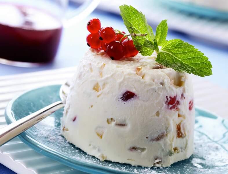 Cassata glacée