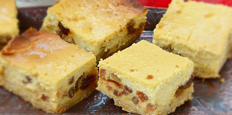 Tourte au fromage blanc