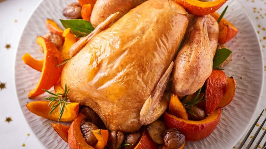 60 recettes pour un repas de Noël traditionnel