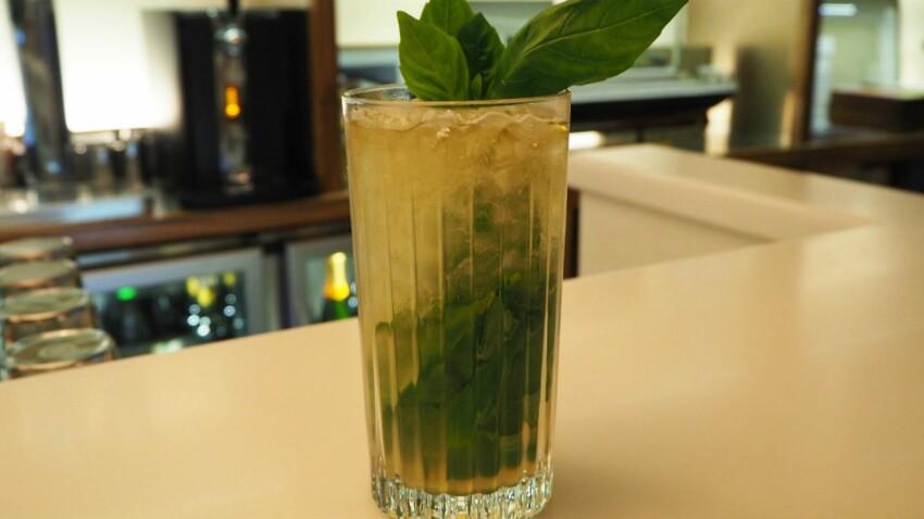 Cocktail minceur : Summer Glam