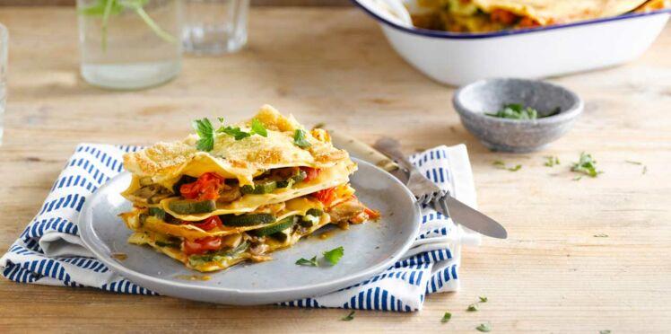 Lasagne végétarienne Alpro Soja