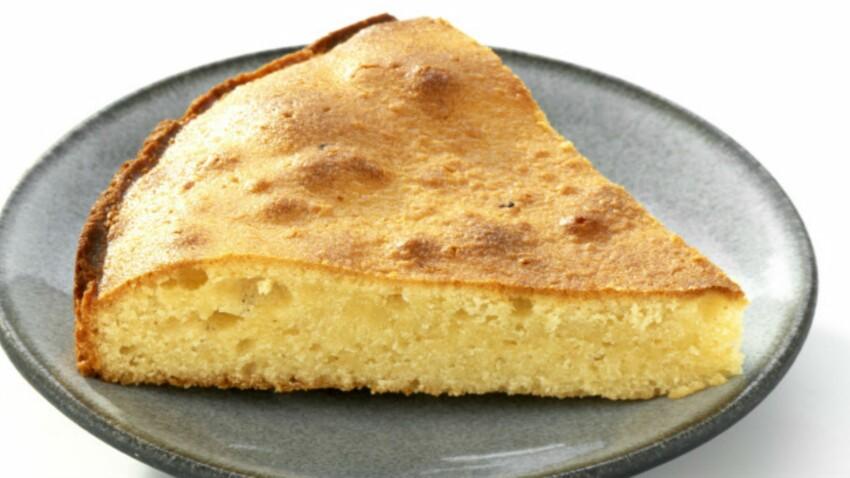Gâteau avec des blancs d'oeufs