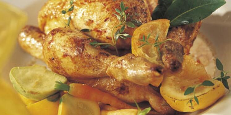 Mes meilleures recettes gourmandes Autour du poulet