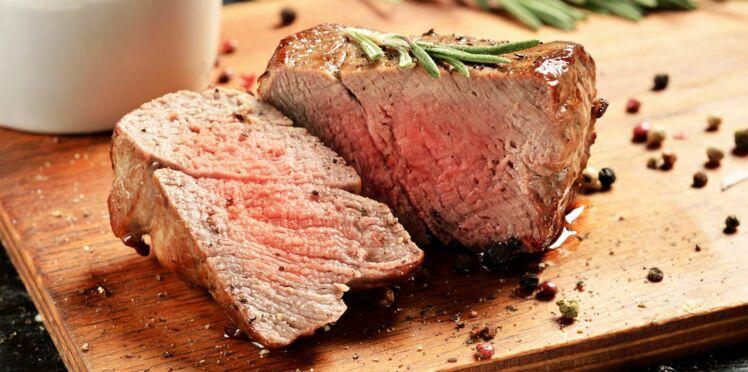 Filet de bœuf aux girolles