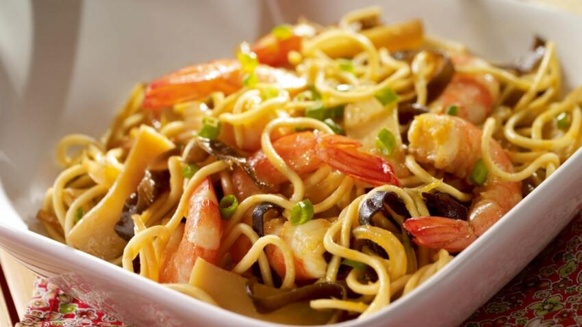 Nouvel an chinois : nos recettes faciles et rapides