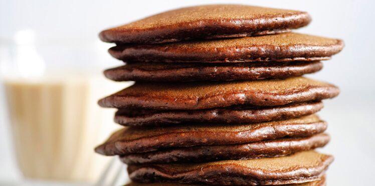 Pancakes à la chicorée
